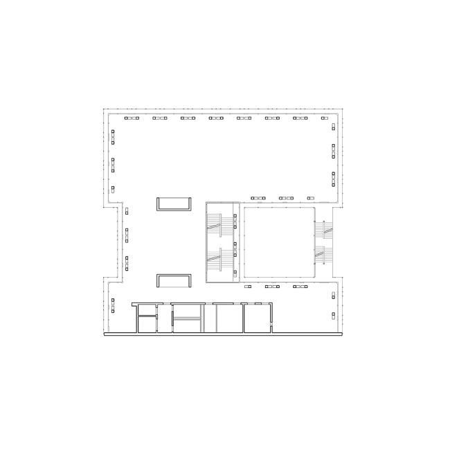 taz Neubau | E2A Architects Zurich